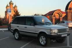 Новокузнецк Range Rover 1999