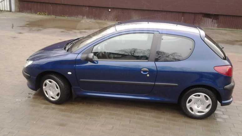 Peugeot 206, 2003 год, 125 000 руб.