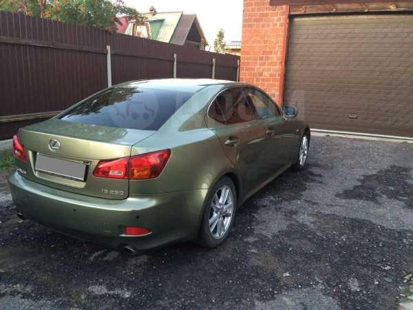 Lexus IS250, 2007 год, 730 000 руб.