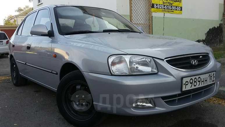 Hyundai Accent, 2008 год, 295 000 руб.