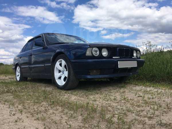 BMW 5-Series, 1991 год, 99 999 руб.