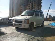 Владивосток Wagon R Wide 1998