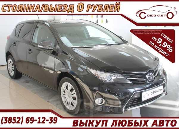 Toyota Auris, 2013 год, 760 000 руб.