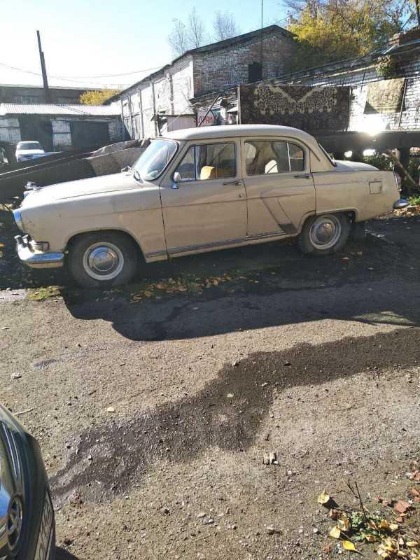 ГАЗ 21 Волга, 1960 год, 30 000 руб.