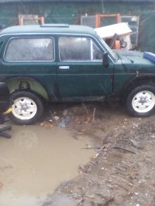 Хабаровск 4x4 2121 Нива 1985