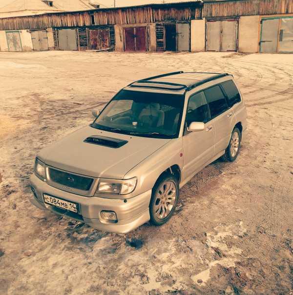 Subaru Forester, 1997 год, 240 000 руб.
