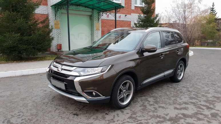 Mitsubishi Outlander, 2017 год, 1 500 000 руб.