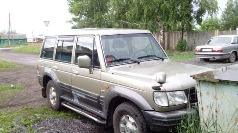 Hyundai Galloper, 2001 год, 370 000 руб.
