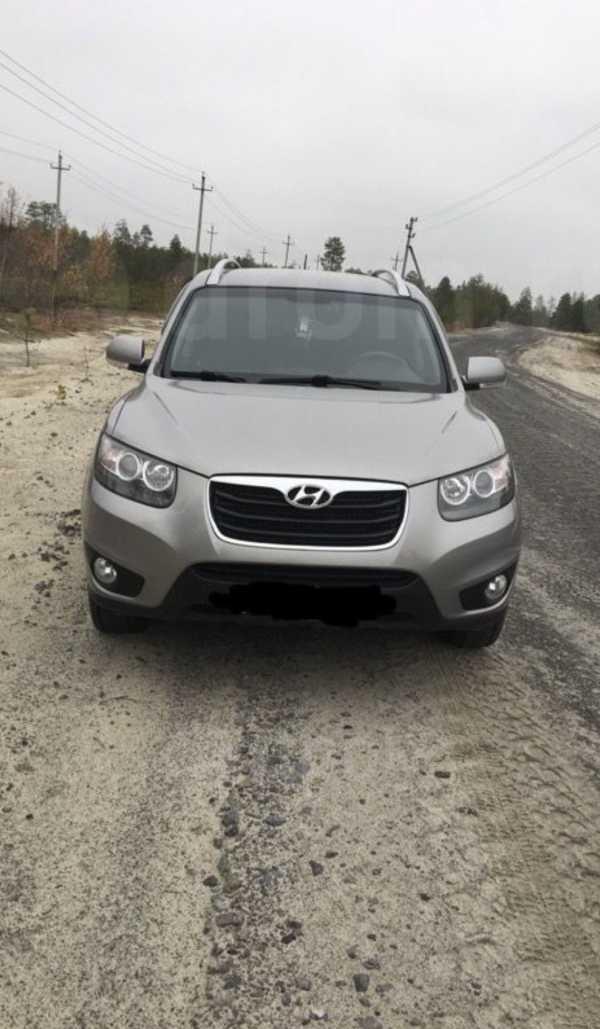 Hyundai Santa Fe, 2010 год, 725 000 руб.