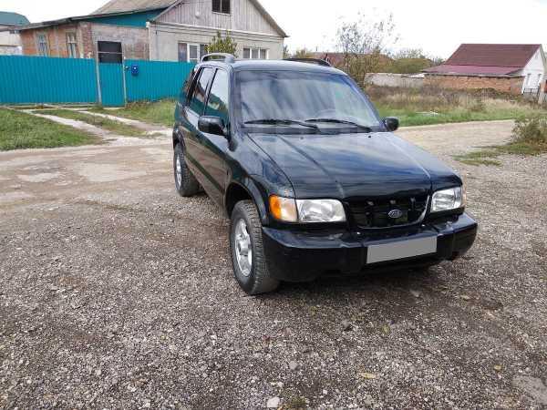 Kia Sportage, 2001 год, 228 000 руб.