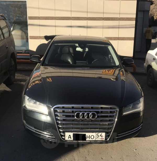Audi A8, 2010 год, 1 450 000 руб.