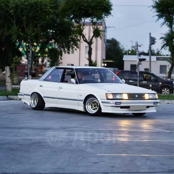 Toyota Mark II, 1987 год, 600 000 руб.