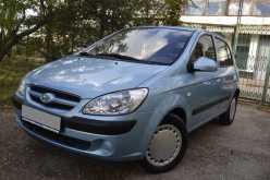 Hyundai Getz, 2008 г., Севастополь