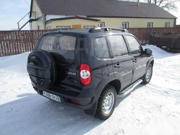 Chevrolet Niva, 2011 год, 400 000 руб.