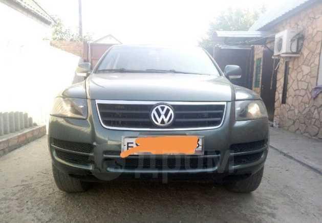 Volkswagen Touareg, 2004 год, 365 000 руб.