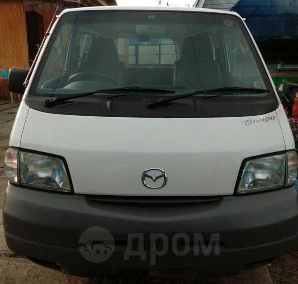 Mazda Bongo, 2012 год, 670 000 руб.