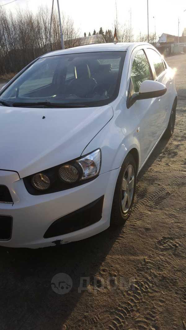 Chevrolet Aveo, 2013 год, 299 999 руб.