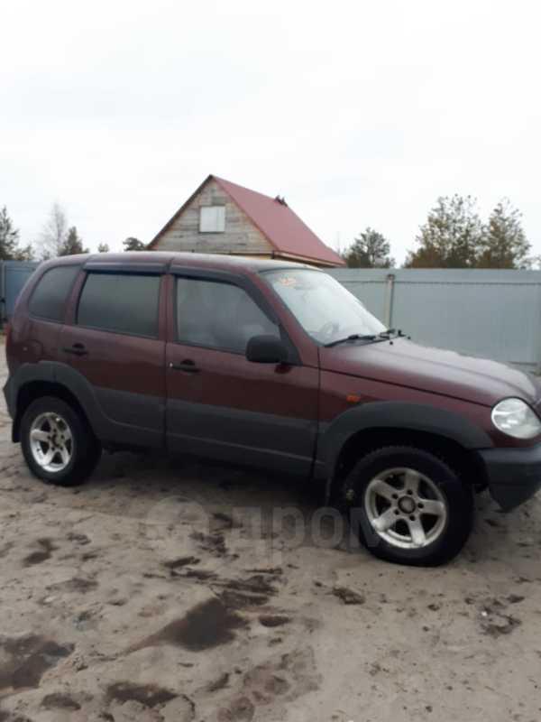 Chevrolet Niva, 2004 год, 110 000 руб.