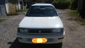 Дальнегорск Corolla 1991