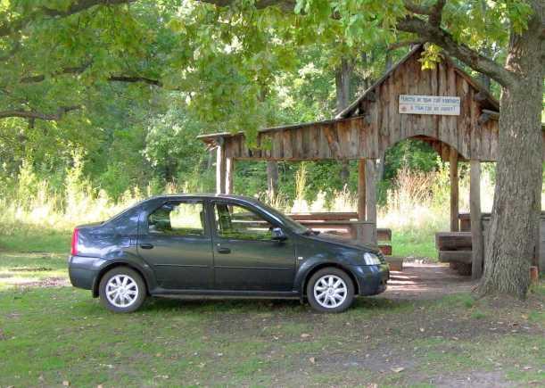 Renault Logan, 2009 год, 340 000 руб.