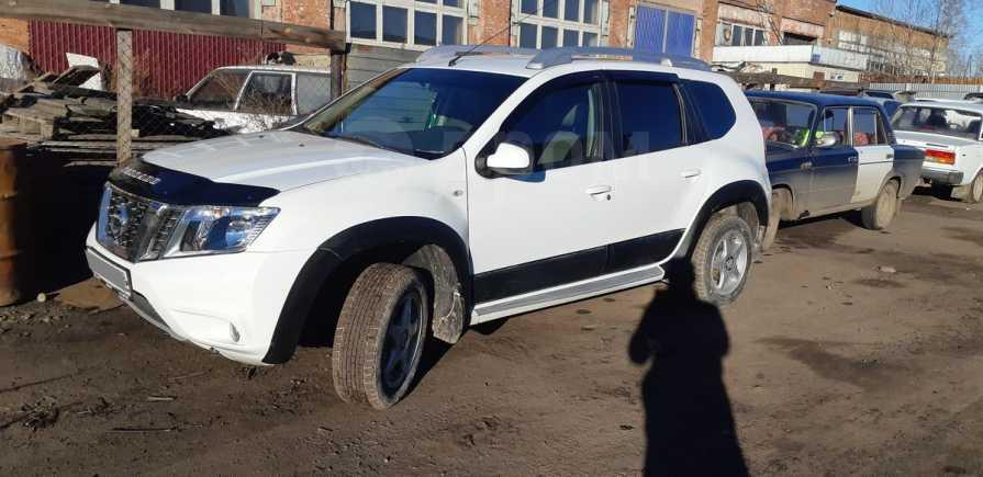 Nissan Terrano, 2015 год, 810 000 руб.