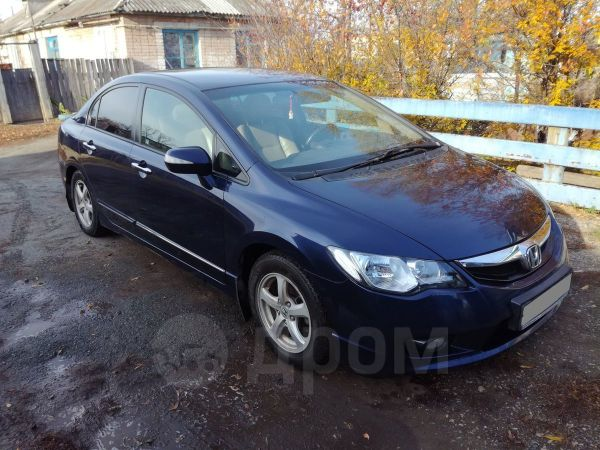 Honda Civic, 2009 год, 350 000 руб.