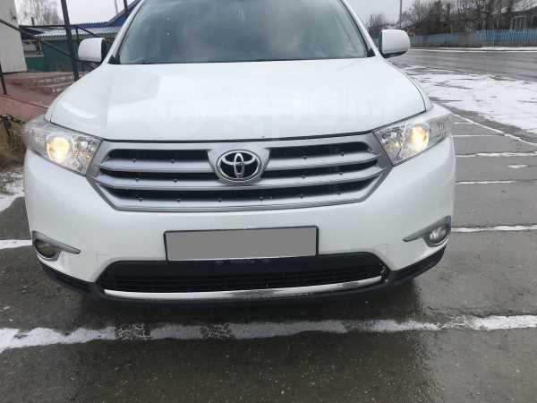 Toyota Highlander, 2013 год, 1 270 000 руб.