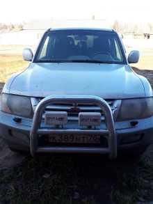 Томск Pajero 2000