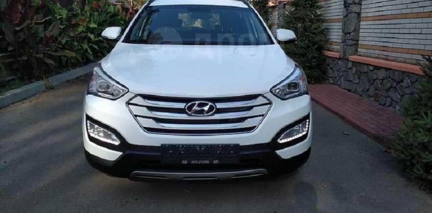 Hyundai Santa Fe, 2015 год, 1 000 000 руб.