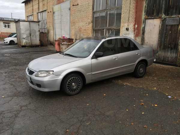 Mazda Protege, 2000 год, 155 000 руб.