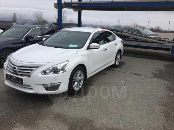 Nissan Teana, 2015 год, 1 180 000 руб.