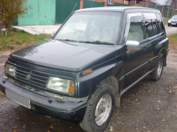 Suzuki Escudo, 1992 год, 220 000 руб.