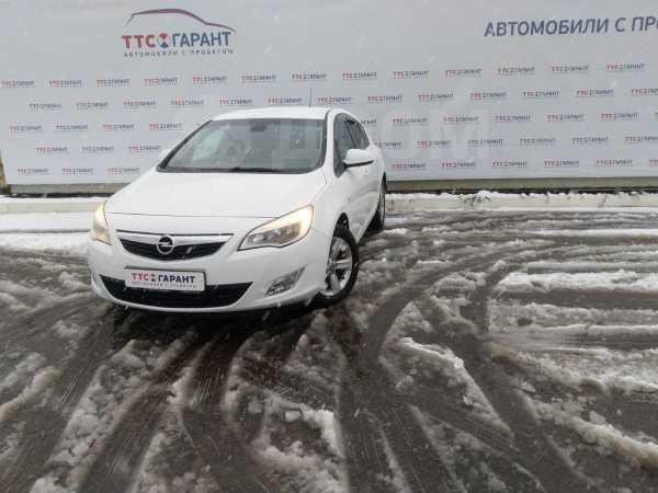 Opel Astra, 2010 год, 412 100 руб.