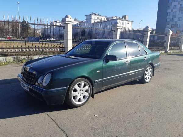 Mercedes-Benz E-Class, 1996 год, 240 000 руб.