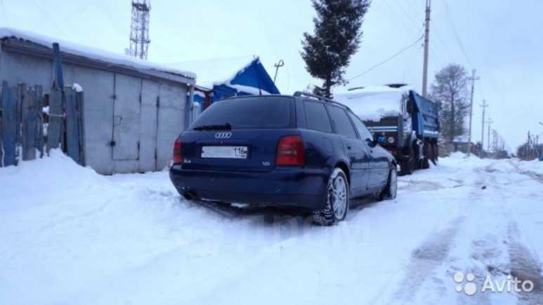 Audi A4, 1996 год, 240 000 руб.