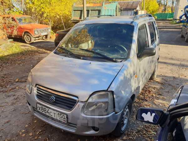Suzuki Wagon R, 2002 год, 42 000 руб.