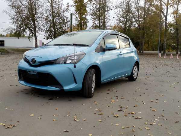 Toyota Vitz, 2014 год, 563 000 руб.