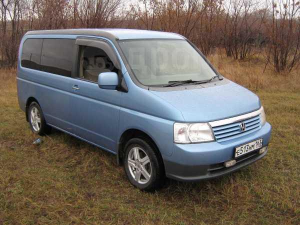 Honda Stepwgn, 2002 год, 470 000 руб.