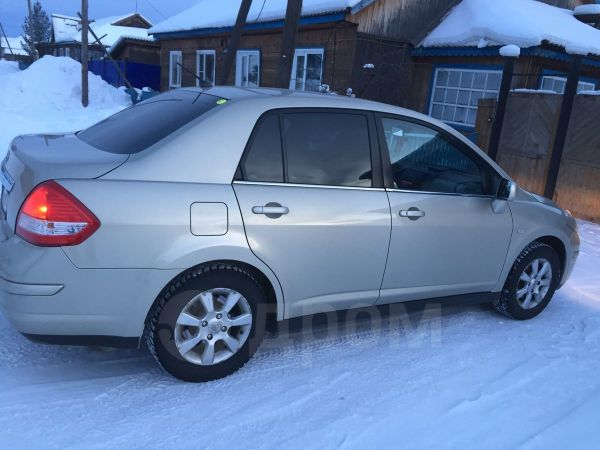 Nissan Tiida Latio, 2008 год, 450 000 руб.