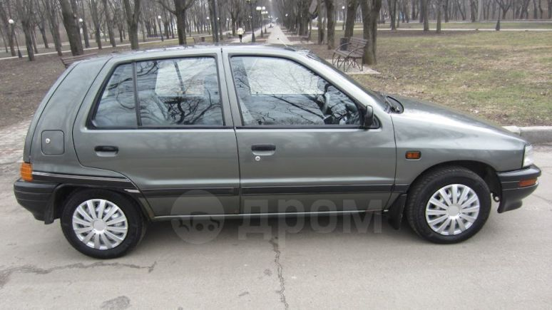 Daihatsu Charade, 1990 год, 125 000 руб.