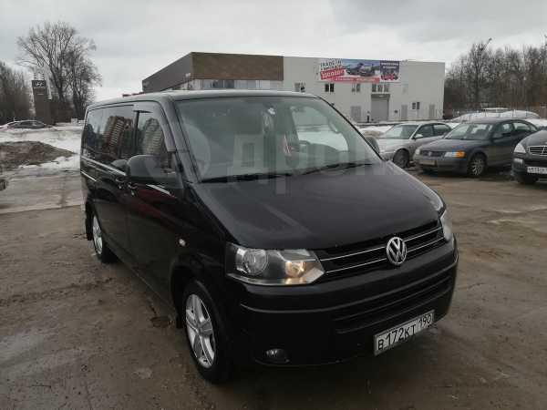 Volkswagen Multivan, 2010 год, 1 800 000 руб.