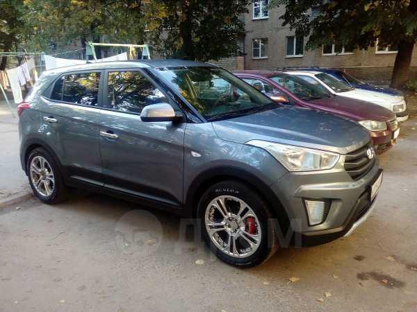Hyundai Creta, 2018 год, 980 000 руб.