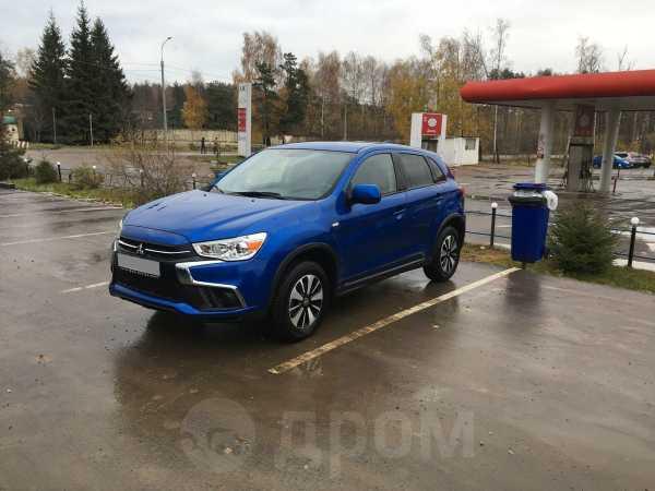Mitsubishi ASX, 2017 год, 1 050 000 руб.