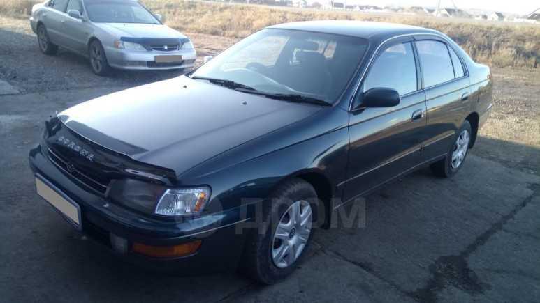 Toyota Corona, 1992 год, 228 000 руб.