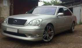 Усолье-Сибирское LS430 2003