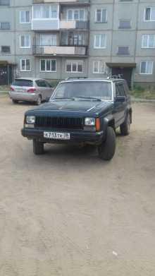Красноярск Cherokee 1991
