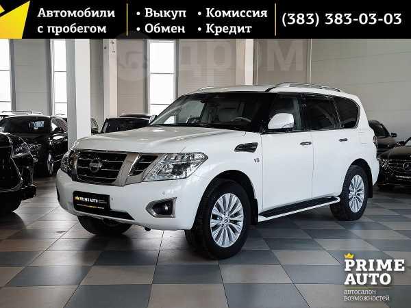 Nissan Patrol, 2014 год, 2 499 000 руб.