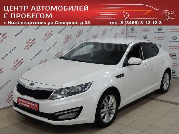Kia Optima, 2013 год, 930 000 руб.