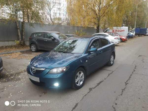 Mazda Mazda3, 2007 год, 265 000 руб.