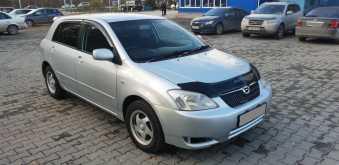 Новосибирск Corolla II 2002